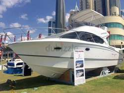 BENETEAU ANTARES 37 ENGINE: Twin Volvo D4-260