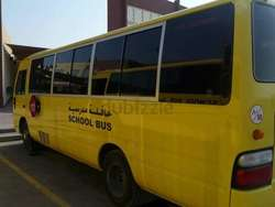 School buses available for rent