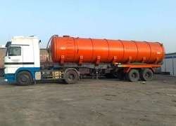 waste water tanker 10,000 gl for rant / sale
