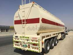 new diesel tanker with 5000 to 15000 gallons capacity