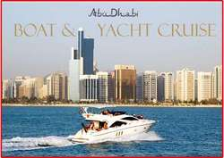 RENT A BOAT/YACHT FOR CRUISE..ABU DHABI