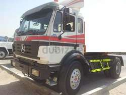 Mercedes 1994 Unit 1838 with 9 Meter A-Frame