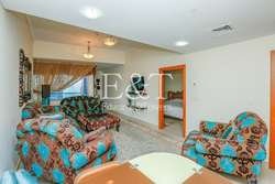 Exclusive Sea View 1bed in Ocean Heights