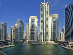 Large apartment with maid's in Tamweel Tower