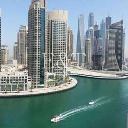 2BR Mid floor with amazing marina view