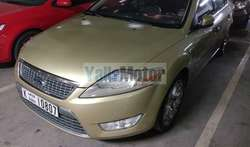 Used Ford Mondeo 2.3L 2008 Car for Sale in Dubai