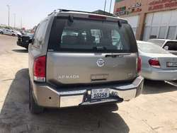 Nissan armada 2006 for sale by 13000
