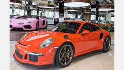 Porsche 911 GT3 RS - GCC Specs - Warranty valid until 07/2018