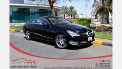 Mercedes-Benz E 350 - ZERO DOWN PAYMENT - 1,840 AED/MONTHLY - 1 YEAR WARRANTY