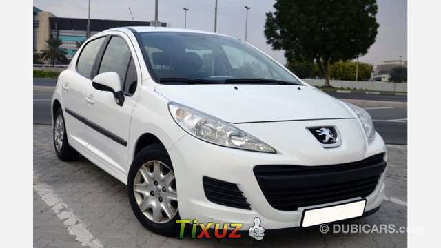 Peugeot 207 Full Auto in Very Good Condition