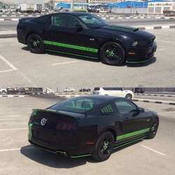 Mustang Model 2014 6 cylinder Very