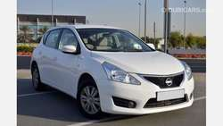 Nissan Tiida Full Auto in Excellent Condition