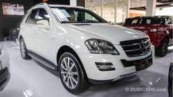 Mercedes-Benz ML 350 4 Matic Grand Edition