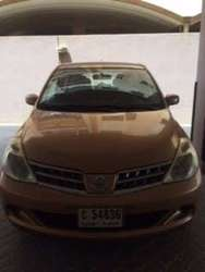 2009 nissan tiida for sale. very good