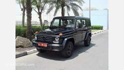 Mercedes-Benz G 350 D (-) Professional