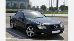 Mercedes-Benz SL 350 Low Millage Excellent Condition